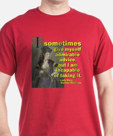 Admirable Advice T-Shirt