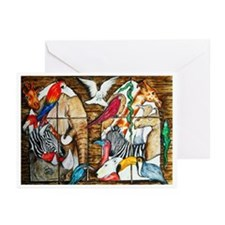 Crowded Ark ~ Greeting Cards (Pk of 10)