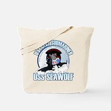 Navy Submariner SSN-21 Tote Bag