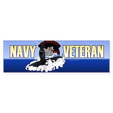 Navy Submariner SSN-21 Bumper Sticker
