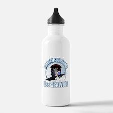 Navy Submariner SSN-21 Water Bottle