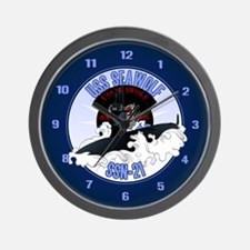 Navy Submariner SSN-21 Wall Clock