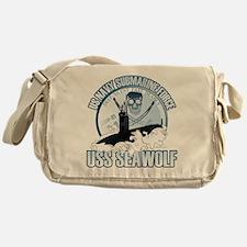 Jolly Roger [SSN 21] Messenger Bag