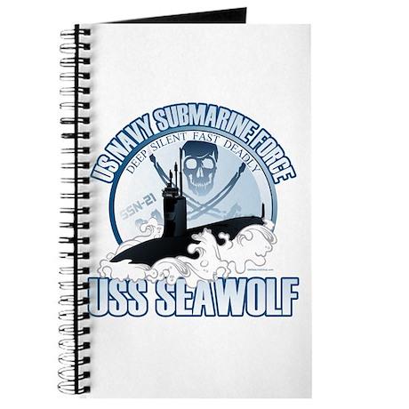 Jolly Roger [SSN 21] Journal