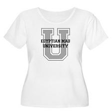 Egyptian Mau UNIVERSITY T-Shirt