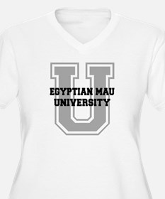 Egyptian Mau UNIVERSITY T-Shirt