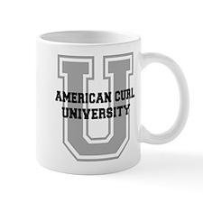 American Curl UNIVERSITY Mug