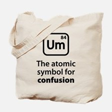 Symbol for Confusion Tote Bag