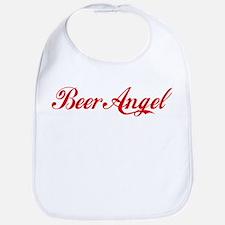 Beer Angel Bib