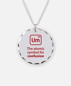 Symbol for Confusion Necklace
