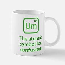 Symbol for Confusion Small Small Mug