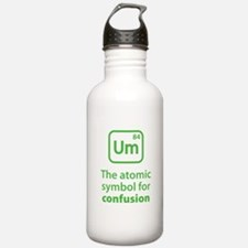 Symbol for Confusion Water Bottle