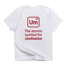 Symbol for Confusion Infant T-Shirt