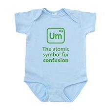 Symbol for Confusion Infant Bodysuit