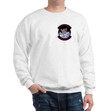 2-Sided Beware The Wolf! Sweatshirt