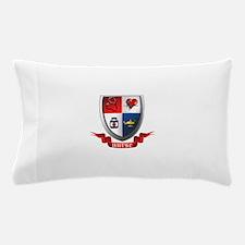 Nursing Crest Pillow Case