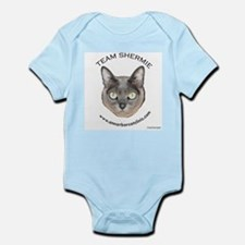 Team Shermie Infant Creeper