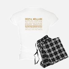 Peeta Subway Pajamas