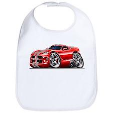 Viper GTS Red-Grey Car Bib