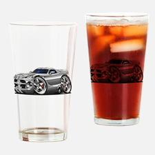 Viper GTS Grey-Silver Car Drinking Glass