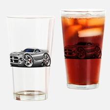 Viper GTS Grey Car Drinking Glass