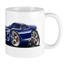 Viper GTS Dark Blue Car Mug