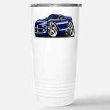 Viper GTS Dark Blue Car Travel Mug