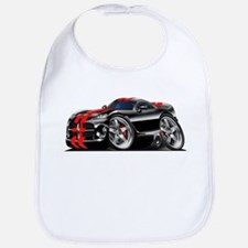 Viper GTS Black-Red Car Bib