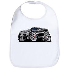 Viper GTS Black-Grey Car Bib