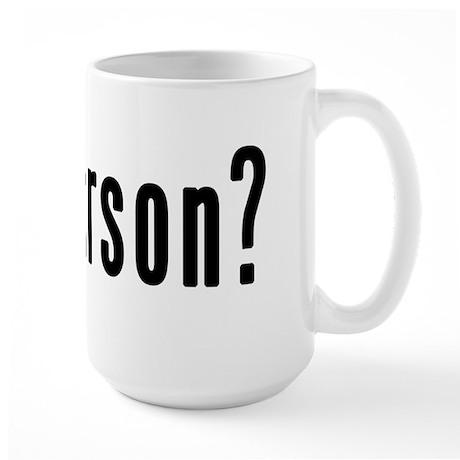 GOT PARSON Large Mug