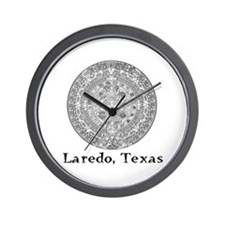 Webb county Wall Clock