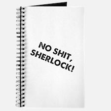 No Shit, Sherlock ! Journal