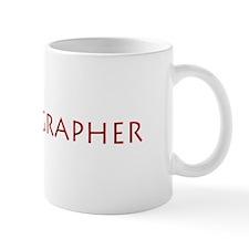 PHOTOGRAPHER-LENS- Mug