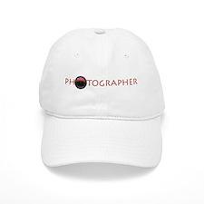 PHOTOGRAPHER-LENS- Baseball Cap