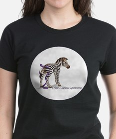 Zebra with Ribbon on Tail Tee