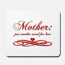 Mother: Mousepad
