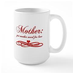 Mother: Large Mug