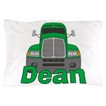 Trucker Dean Pillow Case