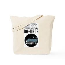Theme+Car Tote Bag