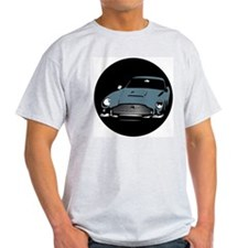 Car Ash Grey T-Shirt