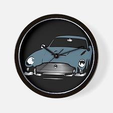 Car Wall Clock