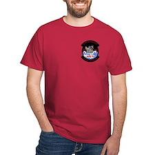 2-Sided Navy Veteran T-Shirt