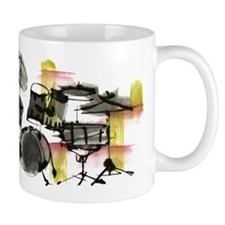drum Small Mug