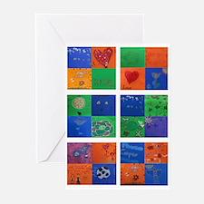 Cute San benito Greeting Cards (Pk of 10)