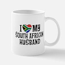 South African Husband Mug