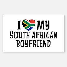 South African Boyfriend Decal
