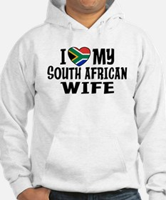 South African Wife Hoodie