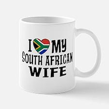 South African Wife Mug