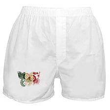 Mexico Flag Boxer Shorts