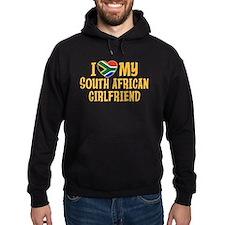 South African Girlfriend Hoodie